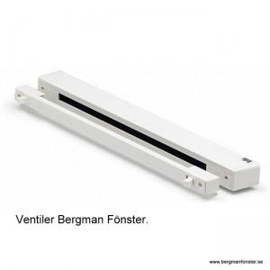 Ventil Bergman Fönster