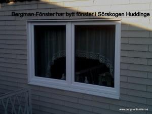 Fönsterbyte Sörskogen Huddinge